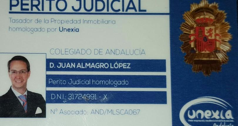 Inmosherry cuenta con  Perito judicial inmobiliario